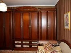 Мебель из массива ценной древесины