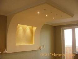 Создаем гипсокартонные потолки
