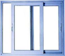 какого ухода требуют окна из алюминия