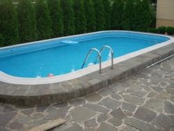 как производится строительство бассейнов