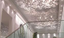 отличительные черты тканевых натяжных потолков