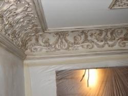 лепнина декоративная для интерьеров от Decor Corner