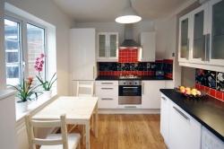 сделать ремонт в кухне самому