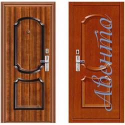 входные металлические двери Форпост