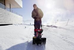 Качественный снегоуборщик