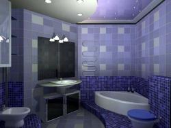 кафельная плитка в ванную комнату