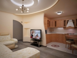 разработка квартирного интерьера