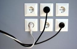 что означает правильное расположение выключателей и розеток