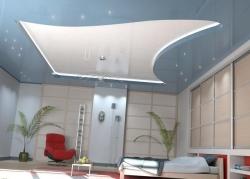 Натяжные потолки Китай