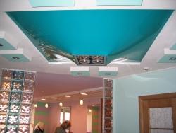 натяжной потолок и его составляющие