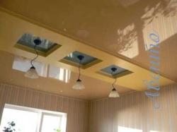 Натяжной потолок: что это такое