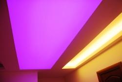 Как отремонтировать потолок в доме