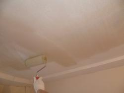 Грунтовка для потолка