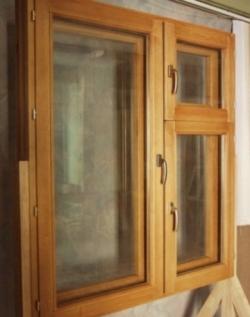 особенности деревянного окна
