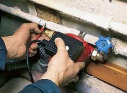 нюансы установки насоса в систему отопления