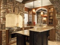 отделка помещений кухонь