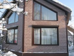 окна пвх для коттеджа