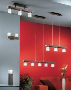 Подвесные светильники в современных интерьерах