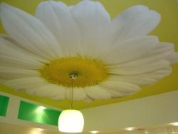 Преимущества тканевых потолков