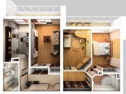 проект перепланировки зданий
