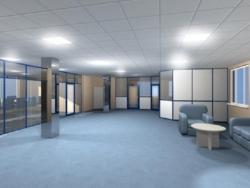 Ремонт и отделка офисных помещений: что в них входит