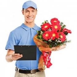 сервис доставки цветов