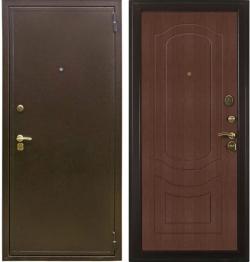 двери из металла Зетта