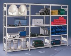 Металлические стеллажи для складов