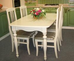 Обеденные столы: материалы изготовления и виды.