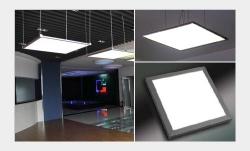 Современные светодиодные потолочные панели