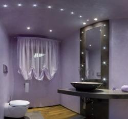 использование светодиодных ламп в интерьере