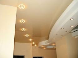 Точечные светильники монтаж