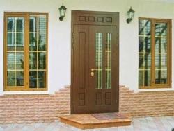 Входные двери для загородного дома – лучшая защита вашей собственности