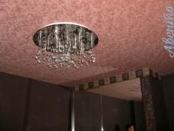 Виды поверхности потолка