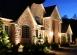 подсветка загородного дома светодиодами